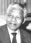 Mandela Nobel Peace Prize biogrpahical photo