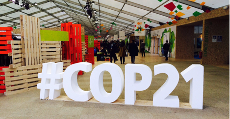 The Green Zone at COP21